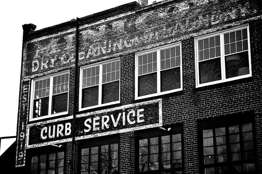 Curb Service Photograph