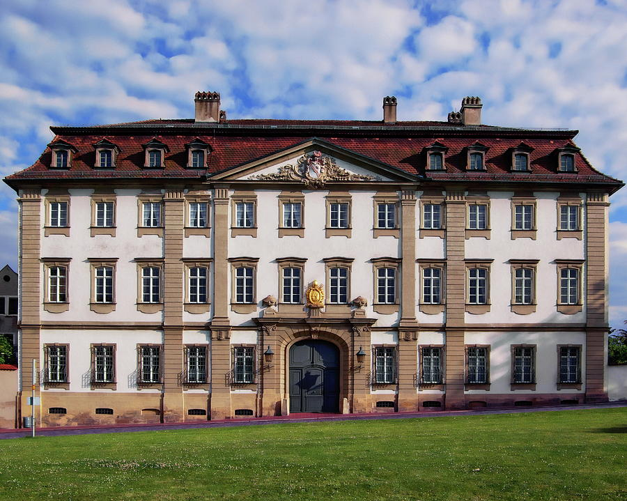 Curia St. Pauli Residential Palace Photograph