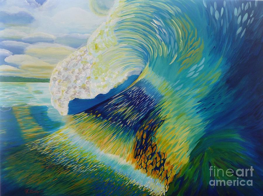 Curl by Jenn C Lindquist