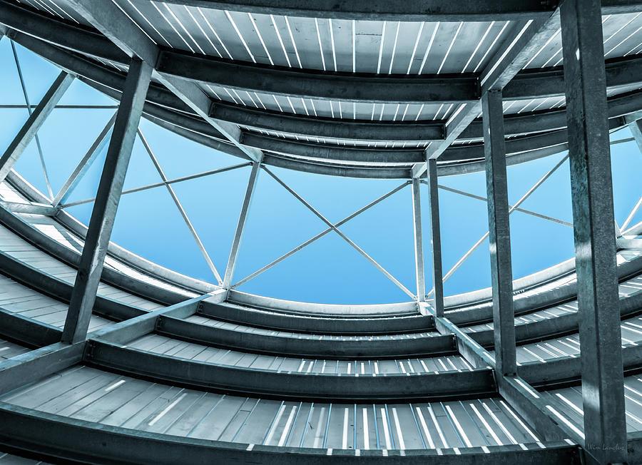 Curve Photograph - Curve Five by Wim Lanclus