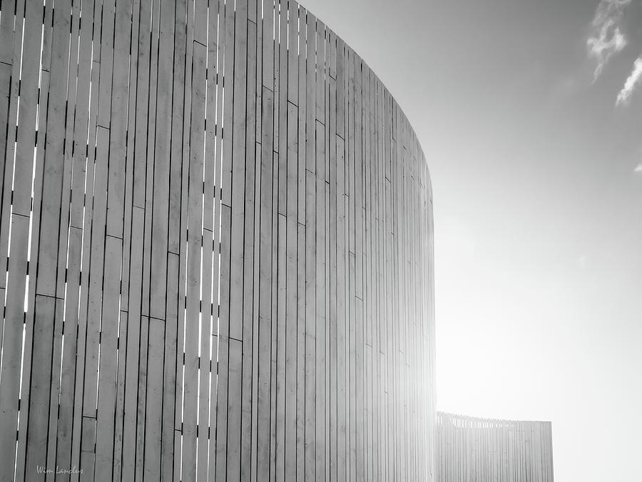 Curve Photograph - Curve Seven by Wim Lanclus