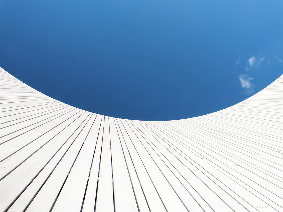 Curve Photograph - Curve Three by Wim Lanclus