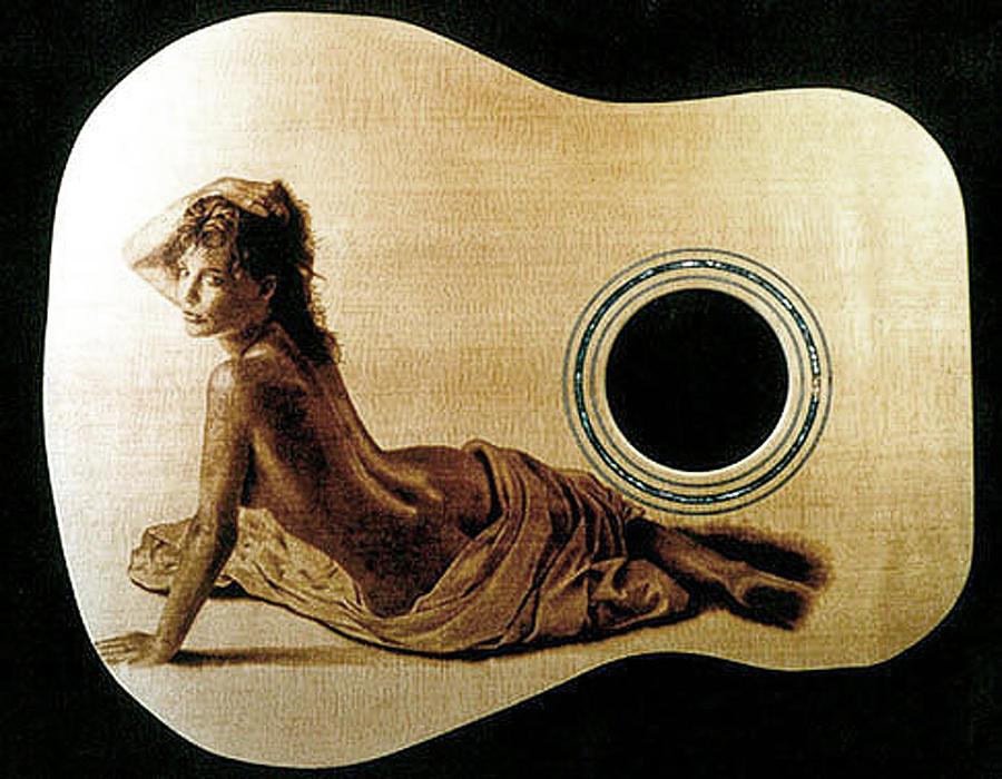 Custom Tacoma Guitar