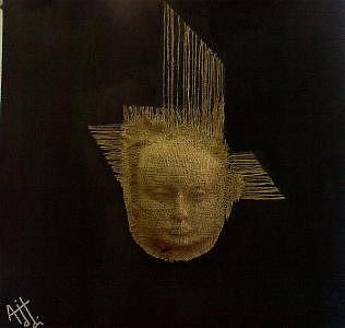 Cut Relief - Cut by Ahmed Ait Addi