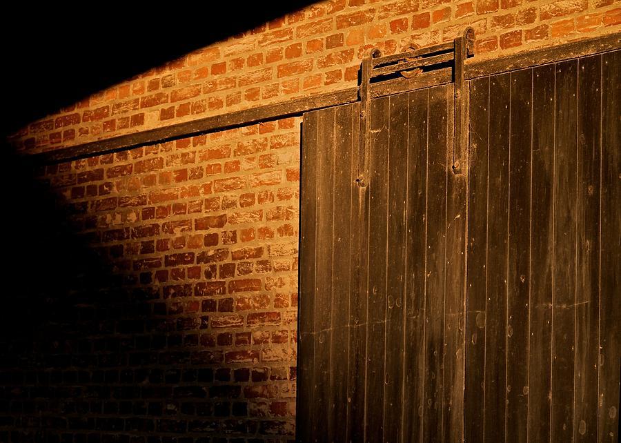 Light Photograph - Cut by Odd Jeppesen