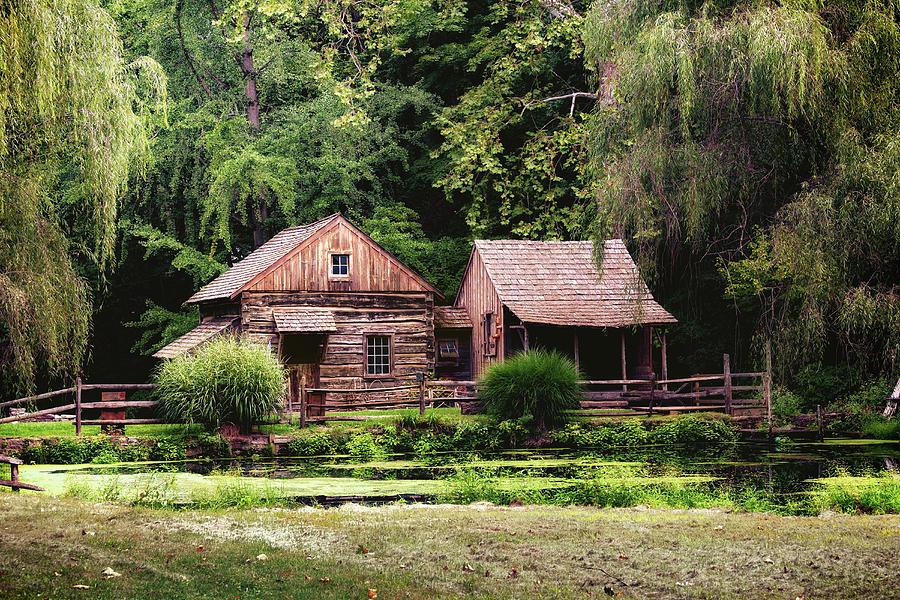 Cutalosa Mill Photograph