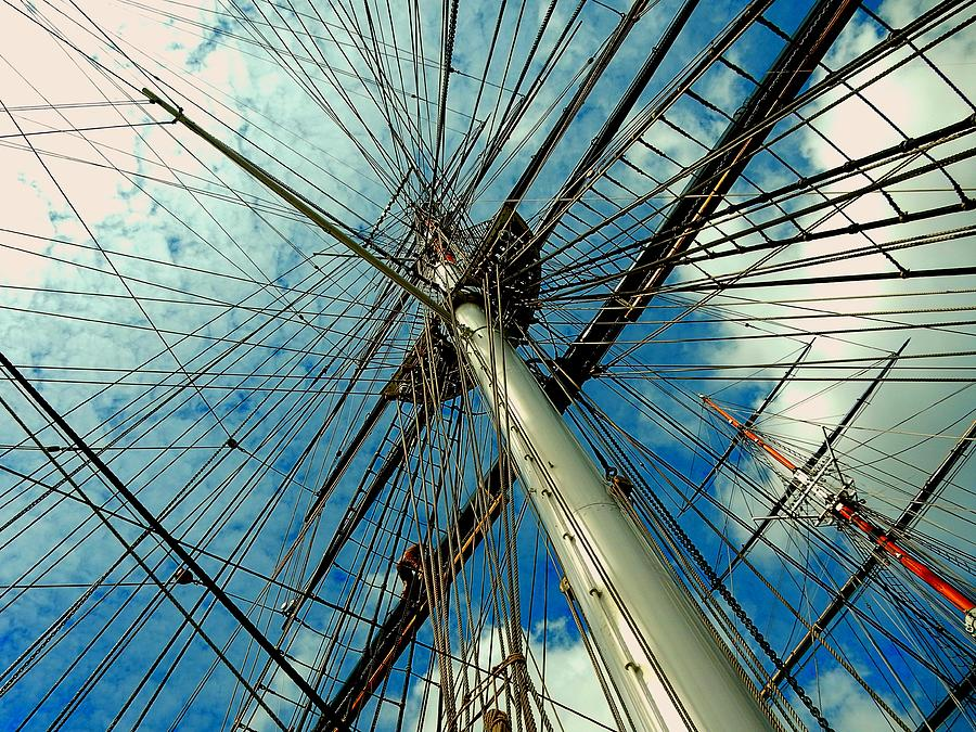 Cutty Sark by Gerald Greenwood