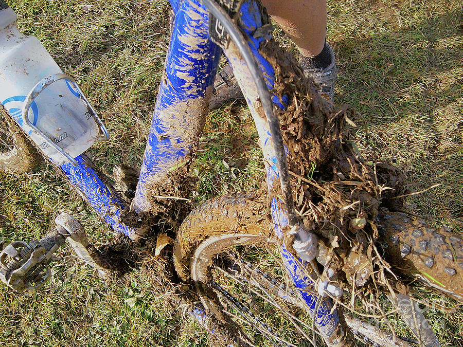 Cyclocross Mud by CR Leyland