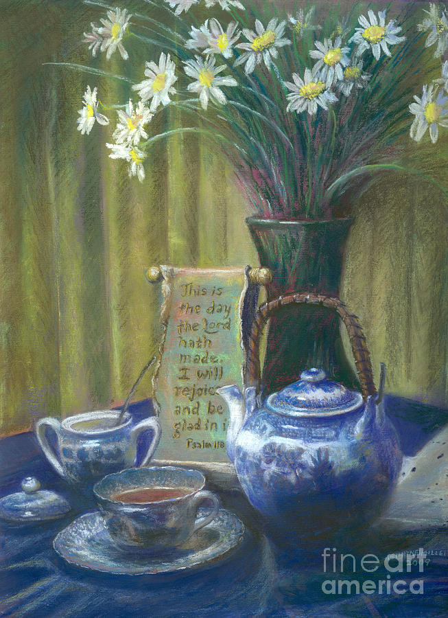 Cyndis Tea Time by Penny Neimiller
