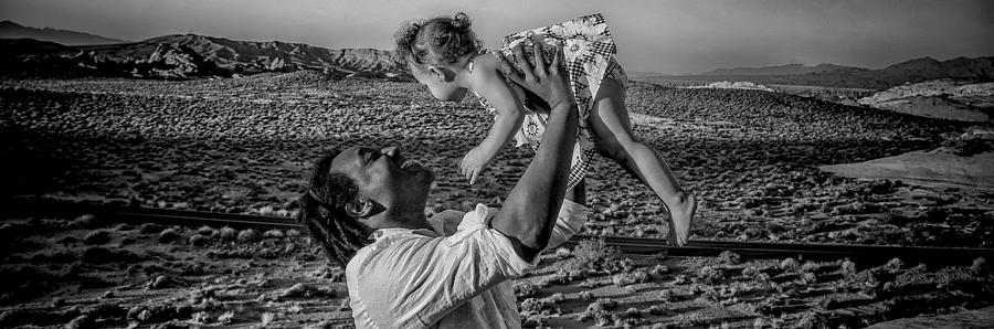 Daddy Photograph - Daddys Girl by Ryan Smith