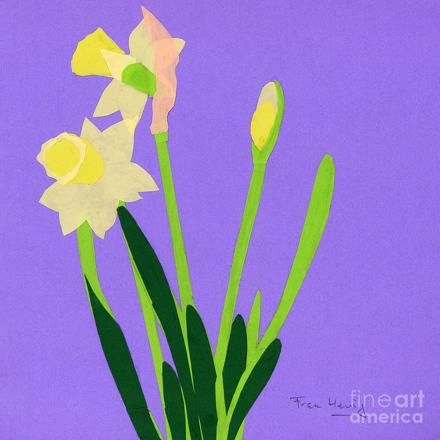 Daffodils by Fran Henig