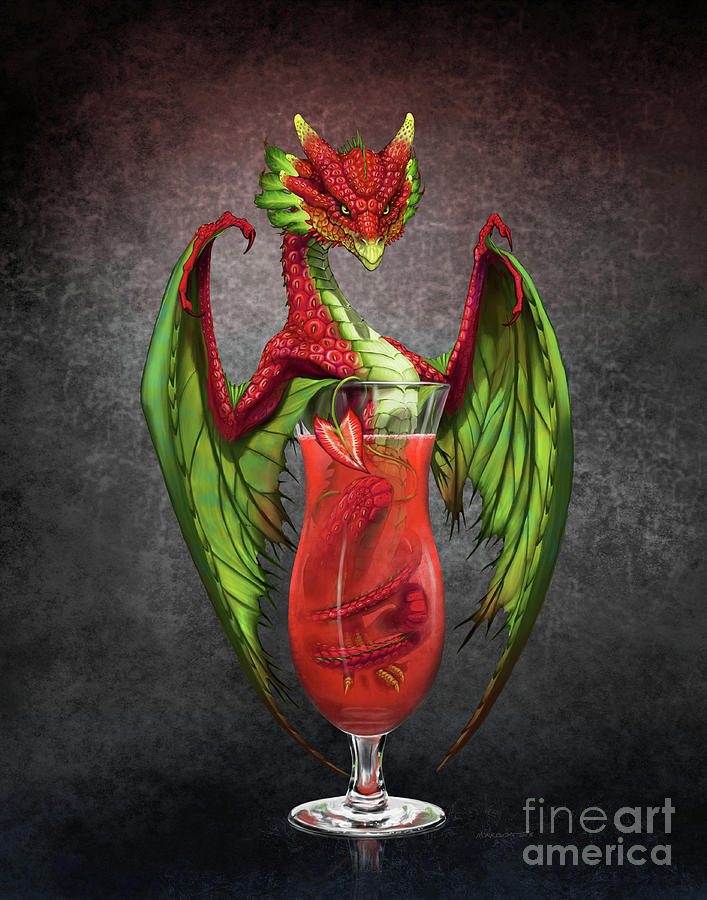 Daiquiri Dragon by Stanley Morrison