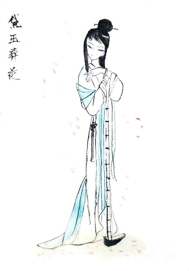 Daiyu by QQ Ouyang