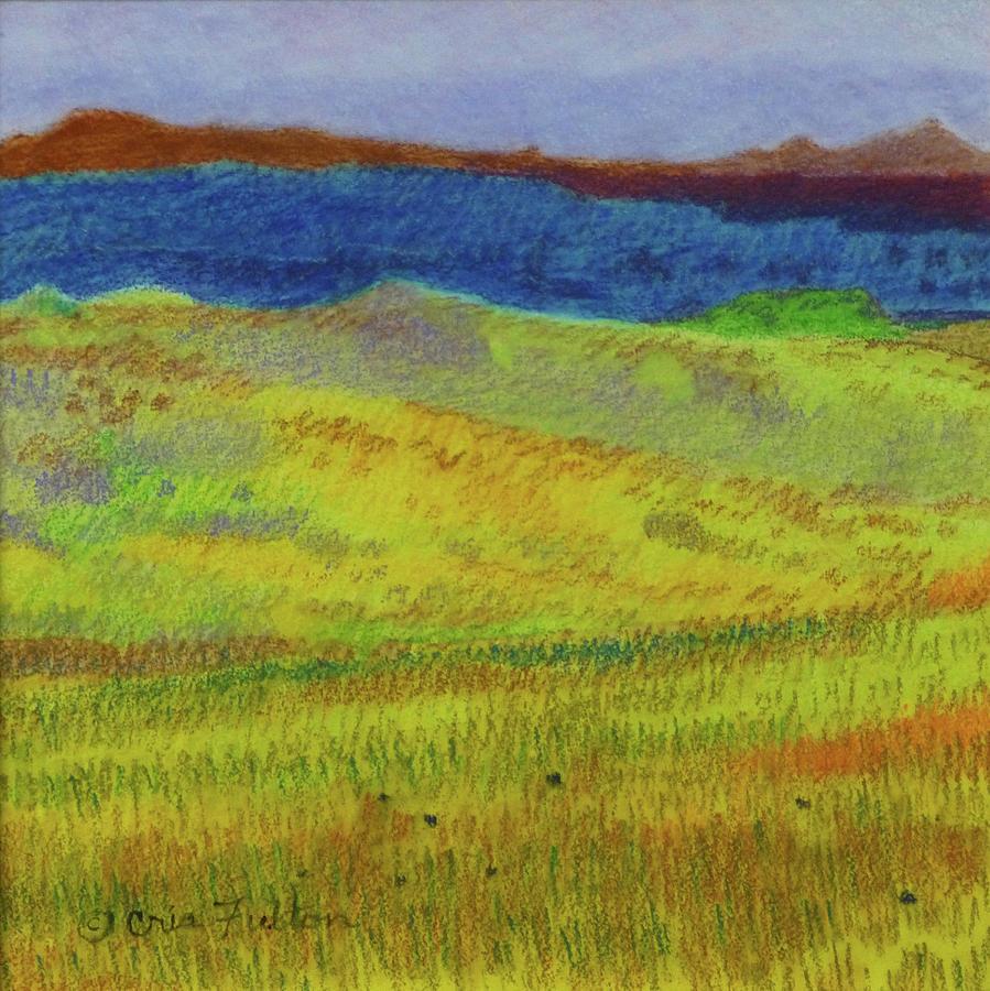 North Dakota Painting - Dakota Dream Land by Cris Fulton