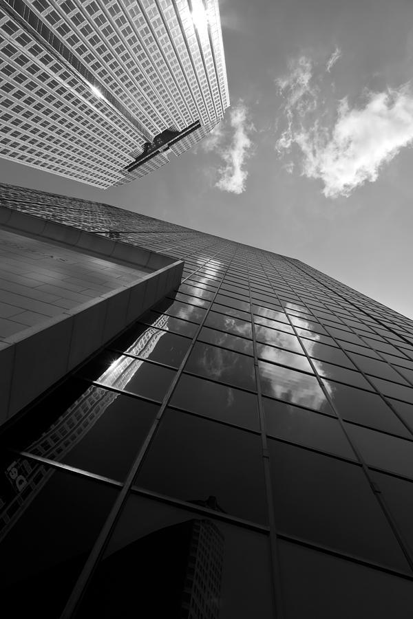 Dallas Tower Photograph