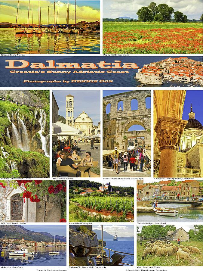 Dalmatia Poster Photograph