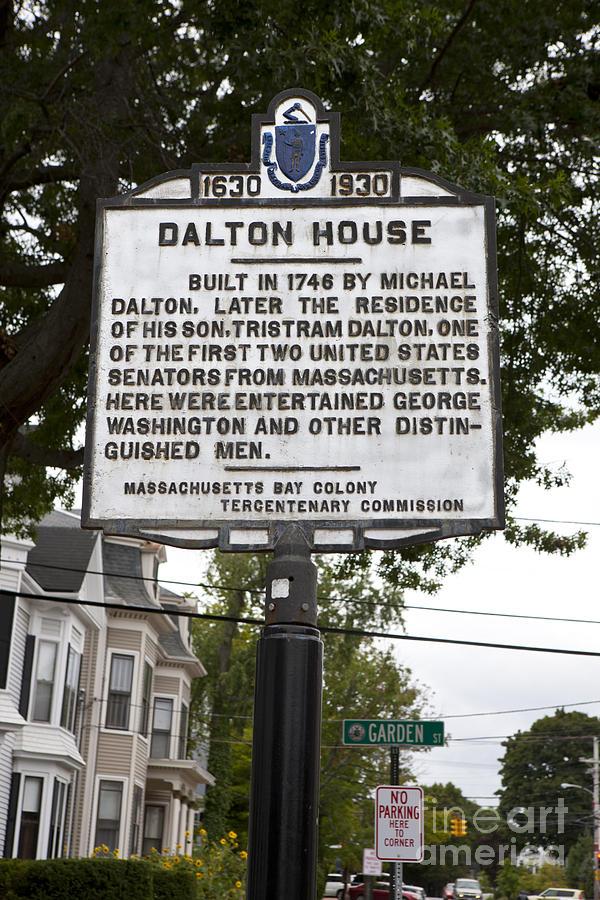 Dalton House Photograph