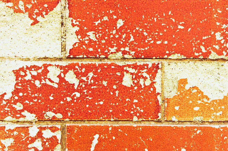 Damaged Brick Photograph