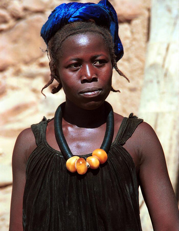 Geography Photograph - Damasongo 1987 by Huib Blom