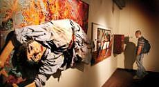Dead Sculpture - Dammm Dead Artist Make More Money 2 by Richard  Hubal