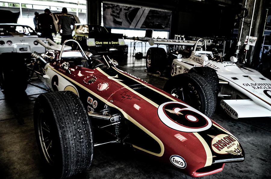 Dan Gurney Cars by Josh Williams