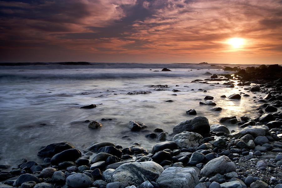 California Photograph - Dana Point Shoreline by Eric Foltz