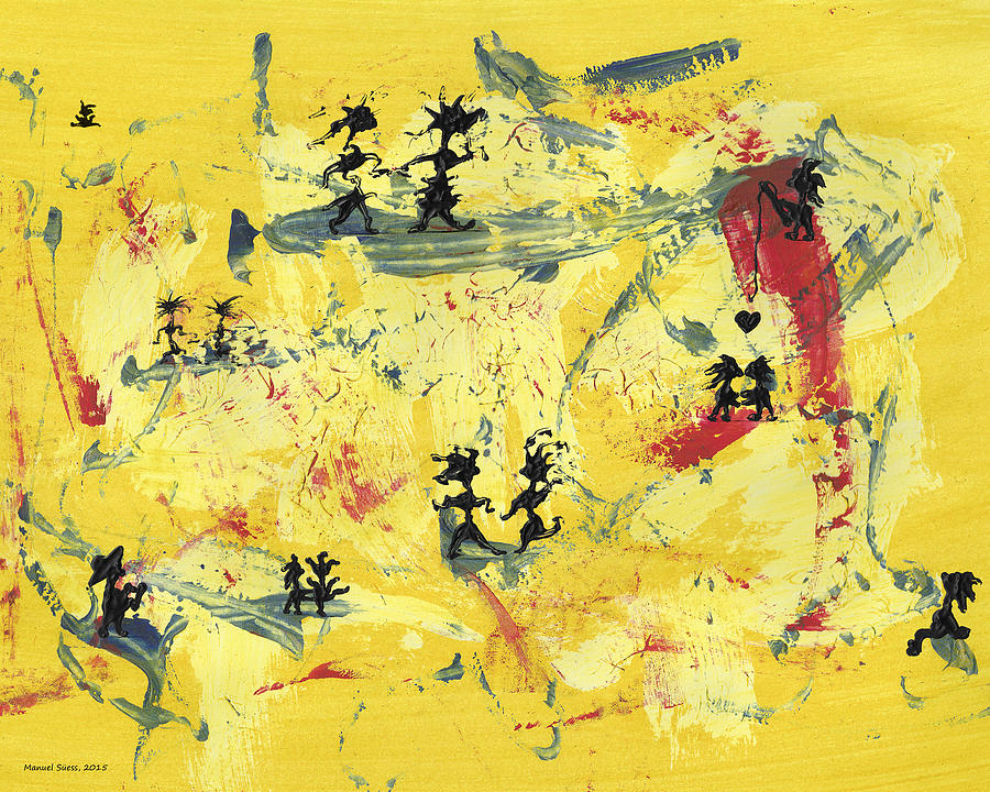 Dance Art Creation 1D9 by Manuel Sueess