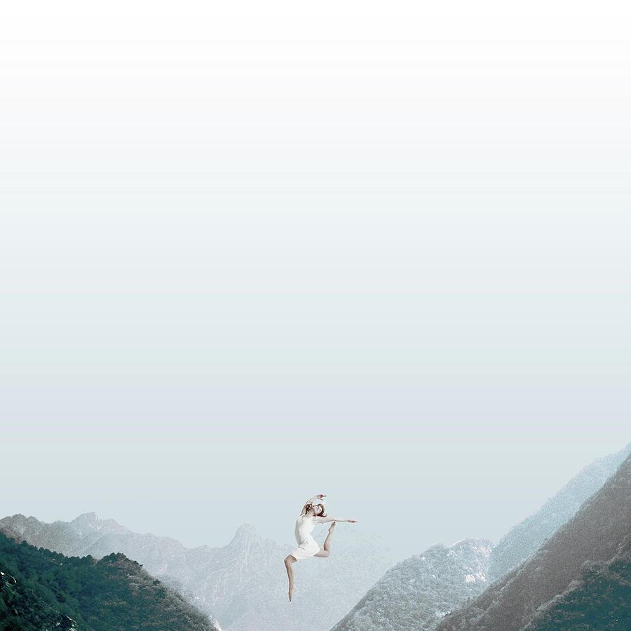 Minimal Photograph - Dance by Caterina Theoharidou