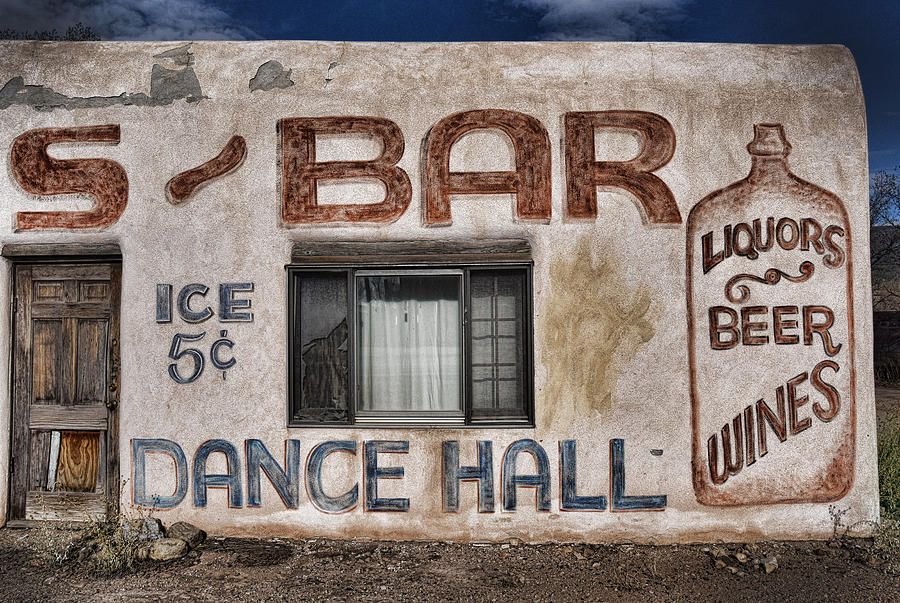 Dance Hall by Ron Weathers