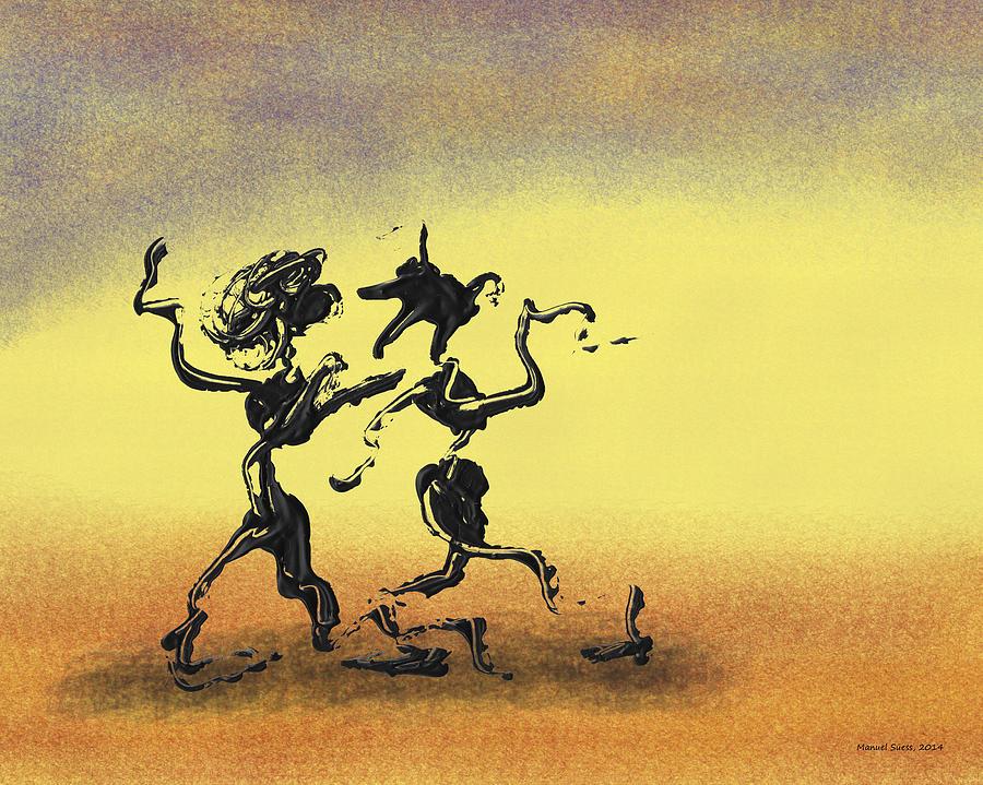 Dance I by Manuel Sueess