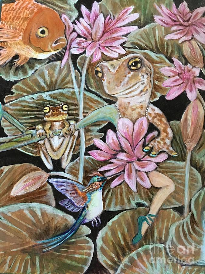 Dance of the Amphibians by Linda Markwardt