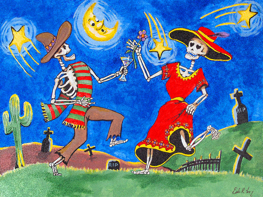 Dance of the Dead by Dale Loos Jr