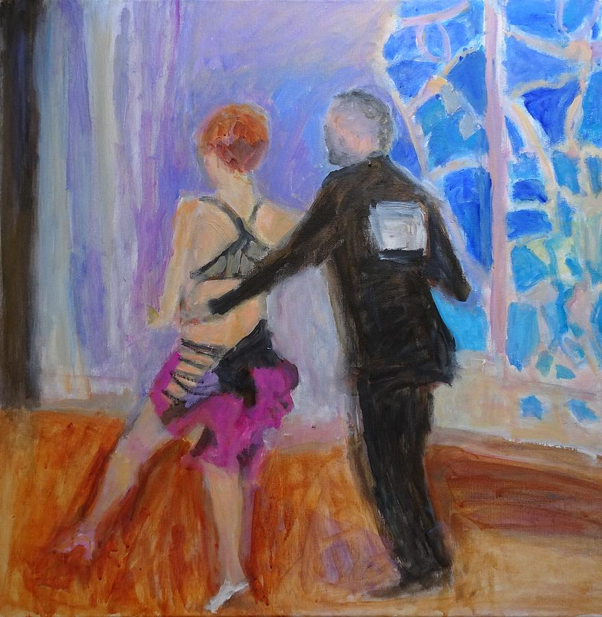 Dance Partners by Andrea Goldsmith