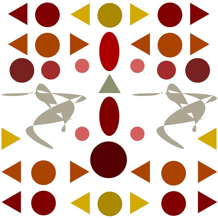 Dance Digital Art - Dance by Rolf Ebenau