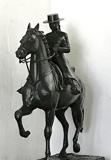 Dancing Horses of Jerez Spain by Kenlynn Schroeder