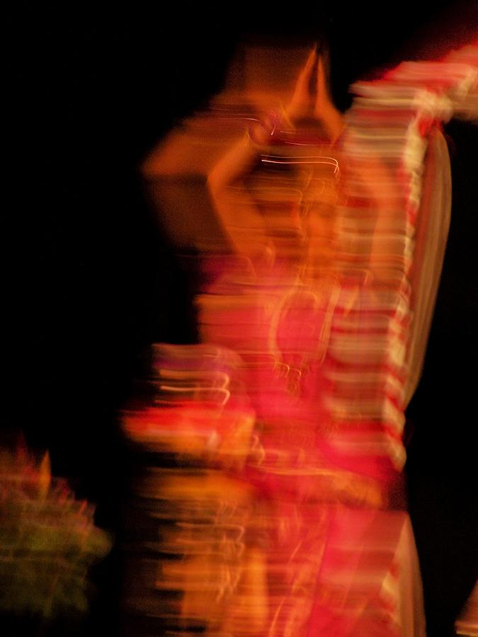 Dance Photograph - Dancing Mirage by Vijay Sharon Govender