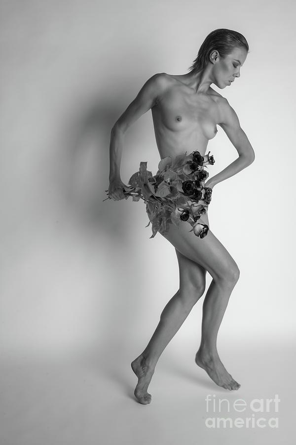 Dancing Nude - 2 Photograph