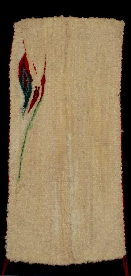 Landscape Tapestry - Textile - Dancing Tulip by Aneesha Parrone