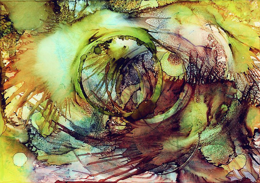 DANDELION WINE by Christina VanGinkel