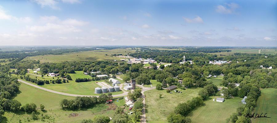Dannebrog, Nebraska by Mark Dahmke