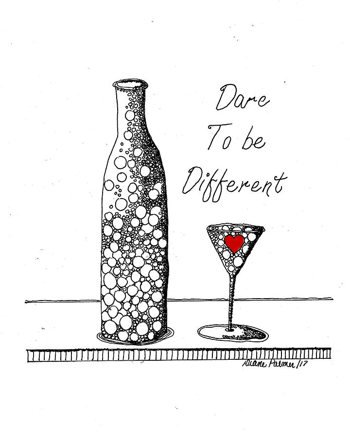 Dare to be Different by Diane Palmer