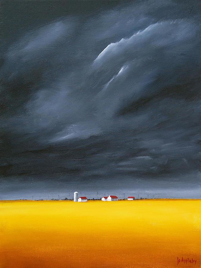 Dark and Stormy by Jo Appleby