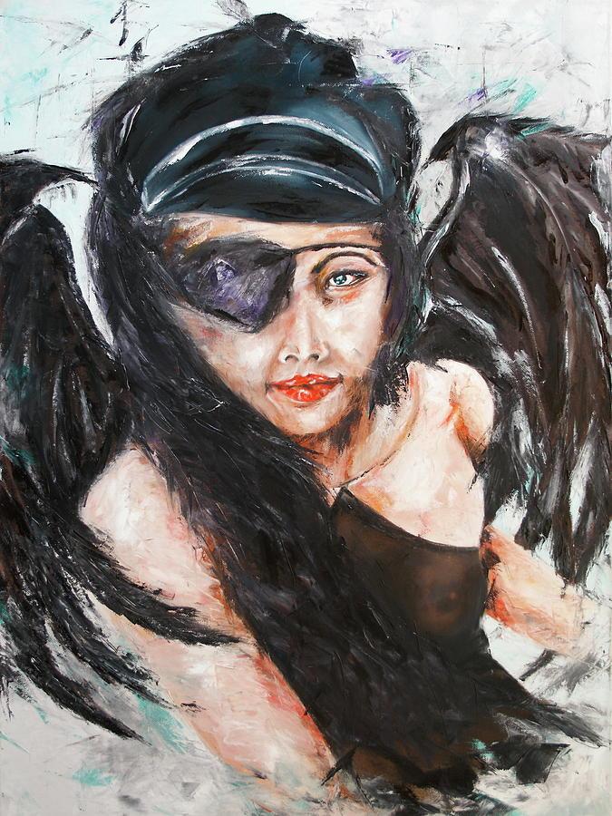 Dark Angel by Harri Spietz