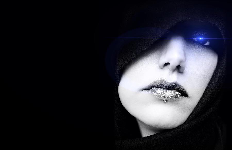 Dark Angel Digital Art