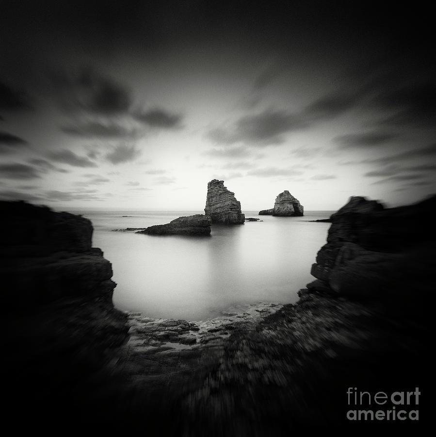 Blackandwhite Photograph - Dark Beauty Series 1  by Yucel Basoglu