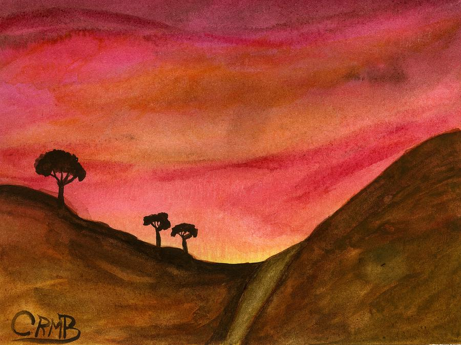 Dark Hills by Candace Bailly