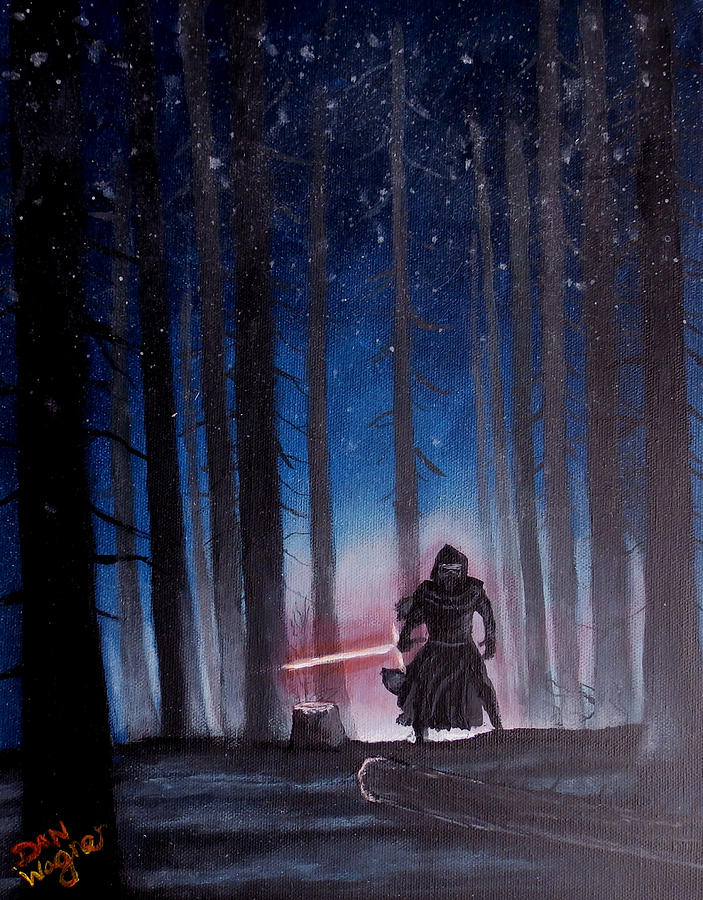 Dark Jedi by Dan Wagner