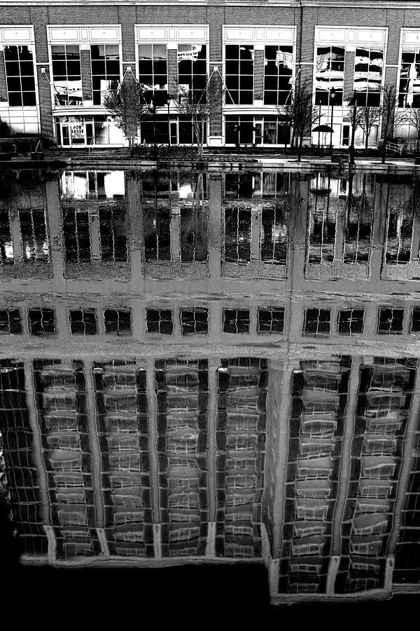 Reflection Photograph - Dark Reflection by Tim Wilson
