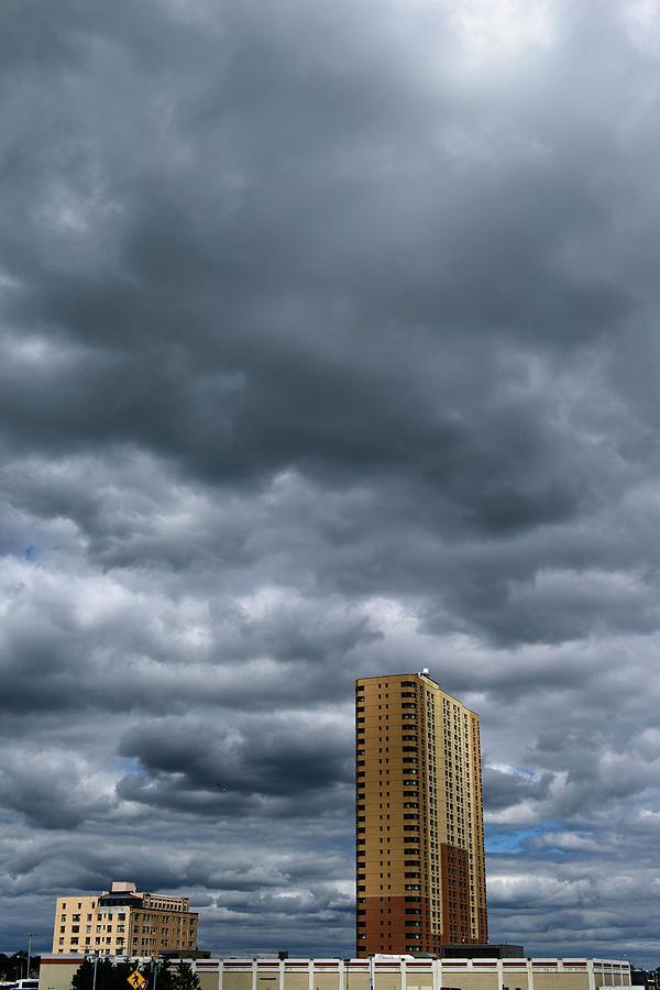 Dark Sky Tower by Marlo Montanaro