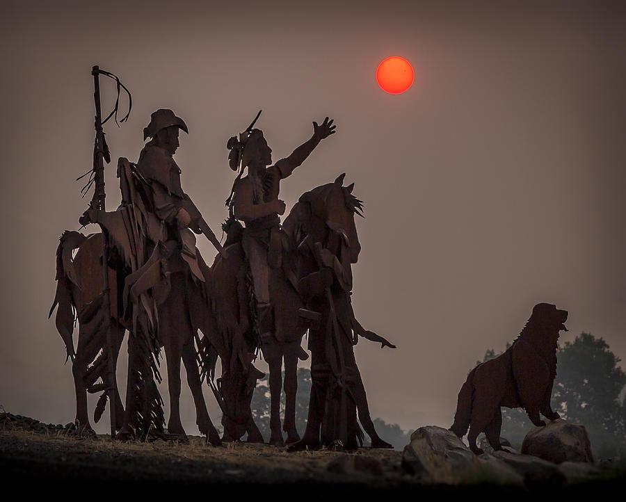 Dark Sun Rising by Brad Stinson